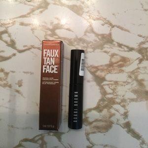 Bobbi brown mascara + face tanner bareminerals